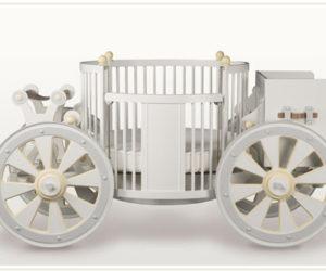 crib for rich kids