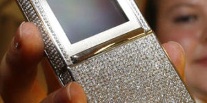 $276,360 'Angel of the Stars' Mobile Phone