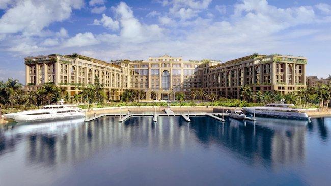 236b53cc0 The Palazzo Versace Hotel in Dubai