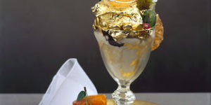 The most expensive Sundae