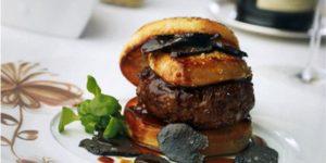 This Burger Costs $5000: The Fleurburger