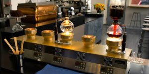 A $20,000 coffee maker from Japan