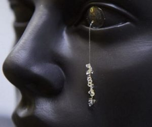 contact lens jewelry
