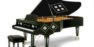 World's Most Expensive Piano