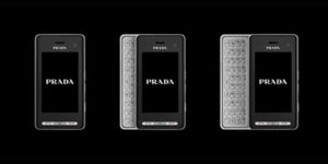 Luxury Phone : LG Prada II