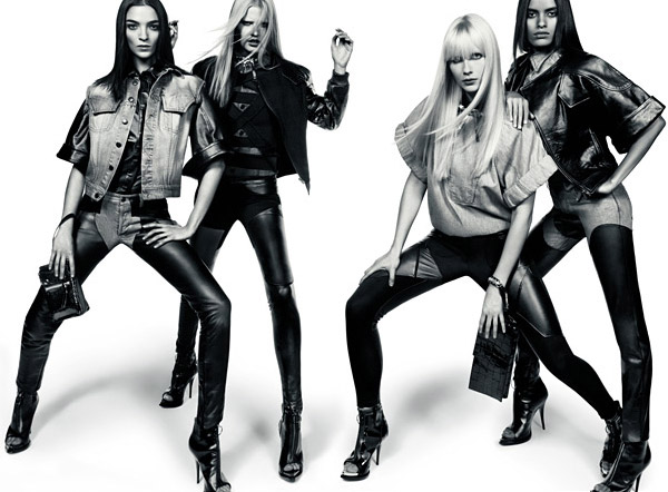 6b9649e1bb27 Givenchy Spring-Summer 2009 Ad Campaign