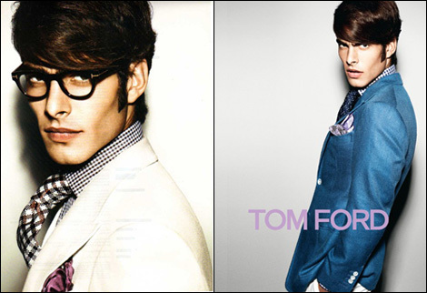 2f06418884 Tom Ford - Spring Summer 2009 - Ad Campaign - LUXUO