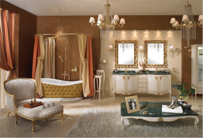 Exceptionnel Luxury Bathroom Design By Lineatre