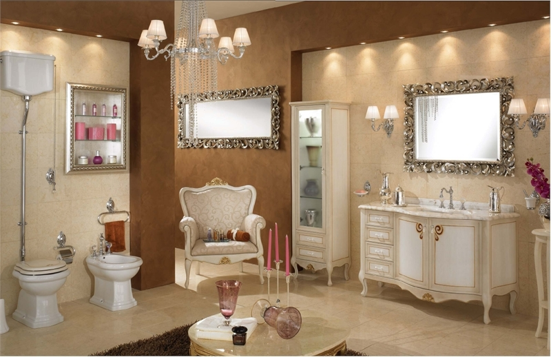 Luxury Bathroom Design By Lineatre