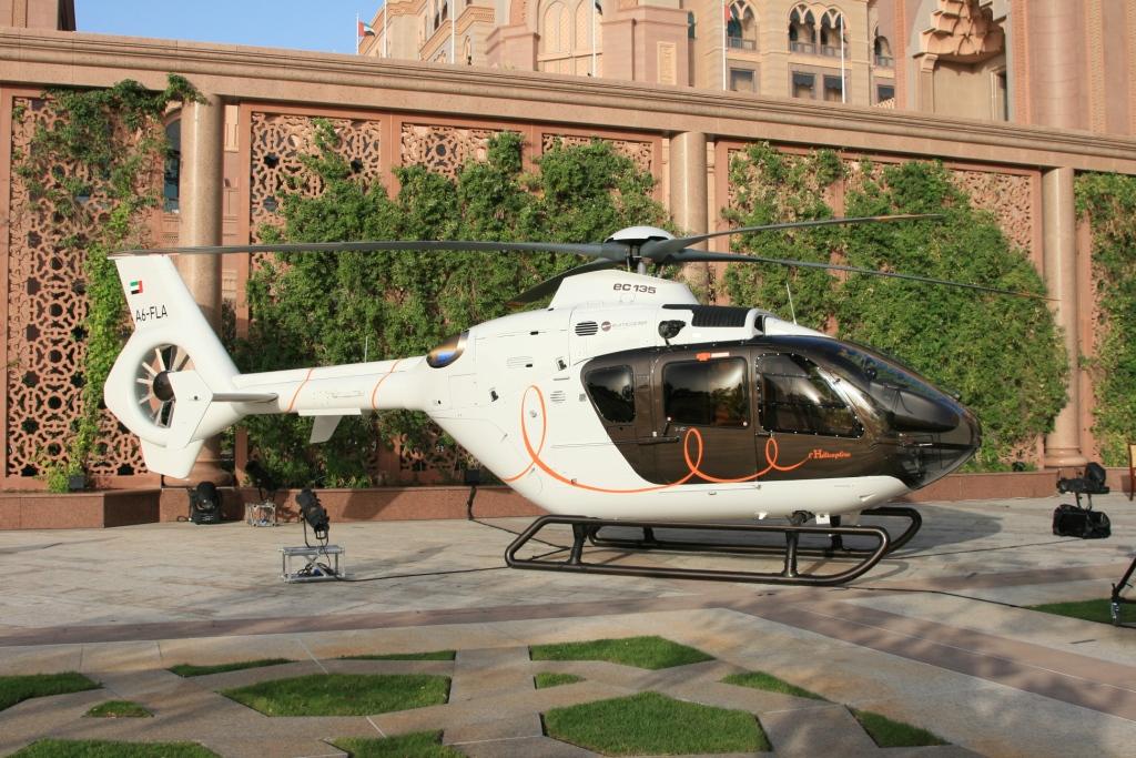 helicoptere par Hermes