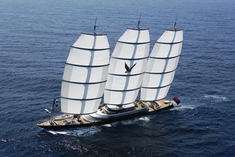 Maltese Falcon Yacht For Sale