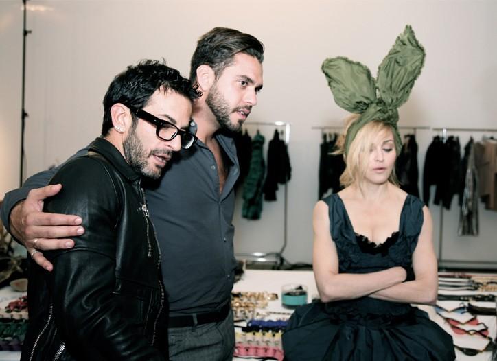 Madonna Louis Vuitton Ads