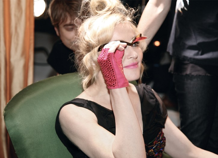 Madonna for Louis Vuitton Fall-Winter 2009 / 2010