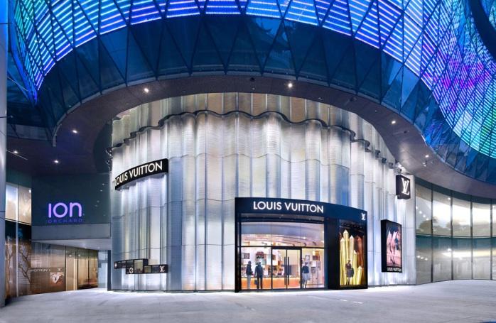 3c3de15e1e Largest Louis Vuitton boutique in South-East Asia
