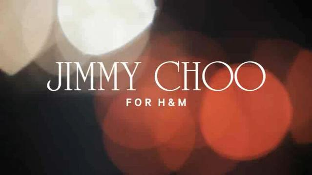 4f0e1fe37674 Video  Jimmy Choo for H M
