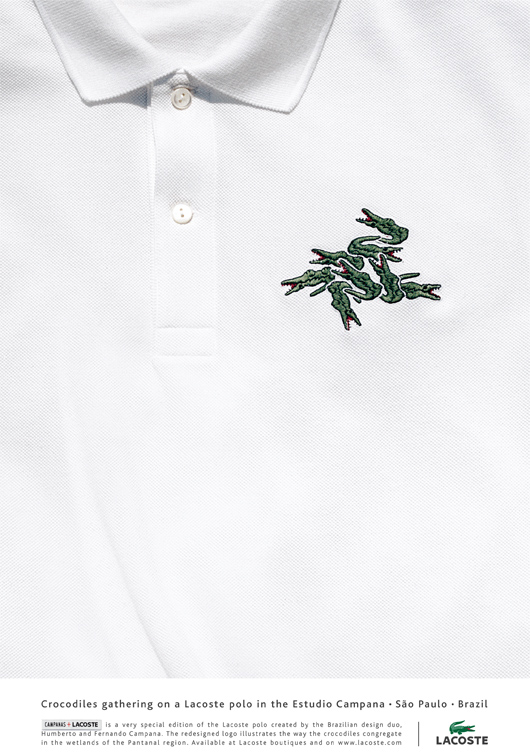 d6210cfab3 Campanas x Lacoste Polo Shirts