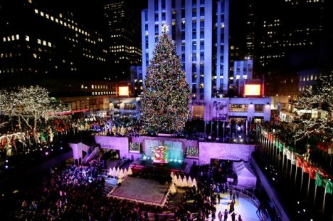 Swarovski Star Rockefeller Center Christmas Tree