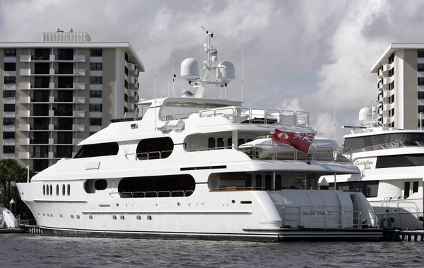 Tiger Woods Yacht Quot Privacy Quot