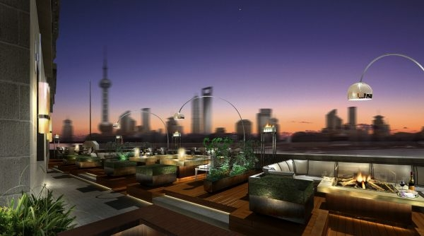 Shanghai S New Luxury Hotels
