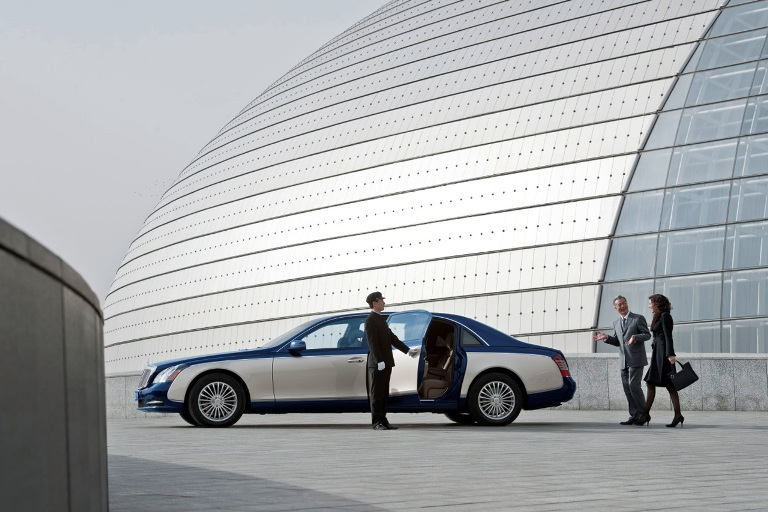 maybach beijing