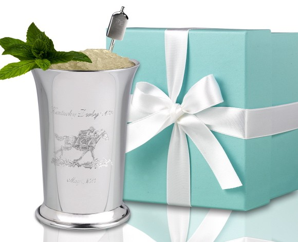Worlds Most Expensive Mint Julep Cup