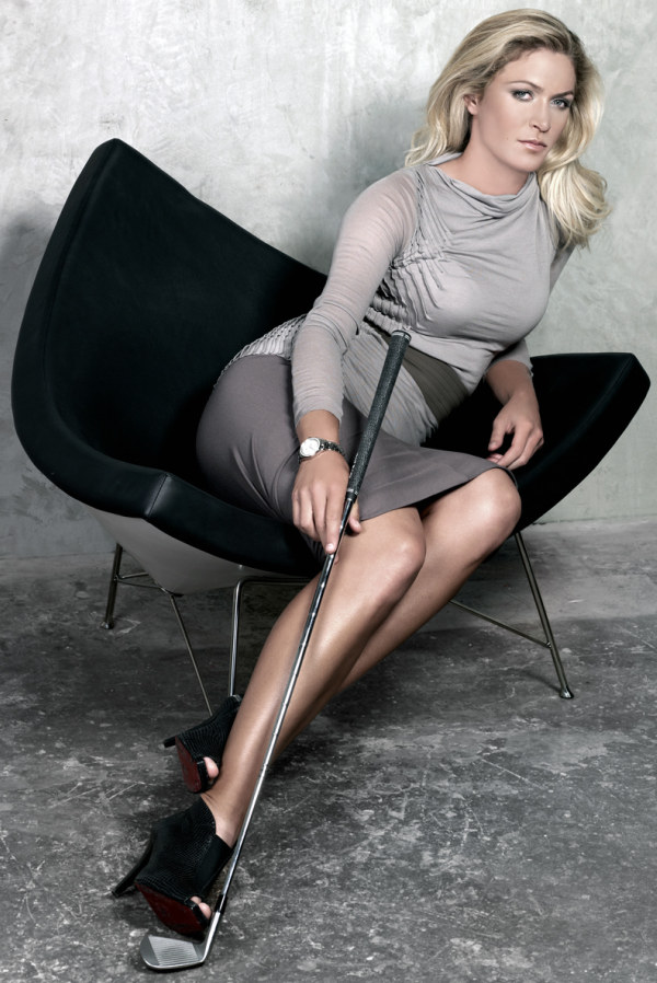 Suzann Pettersen Teams Up With Tag Heuer