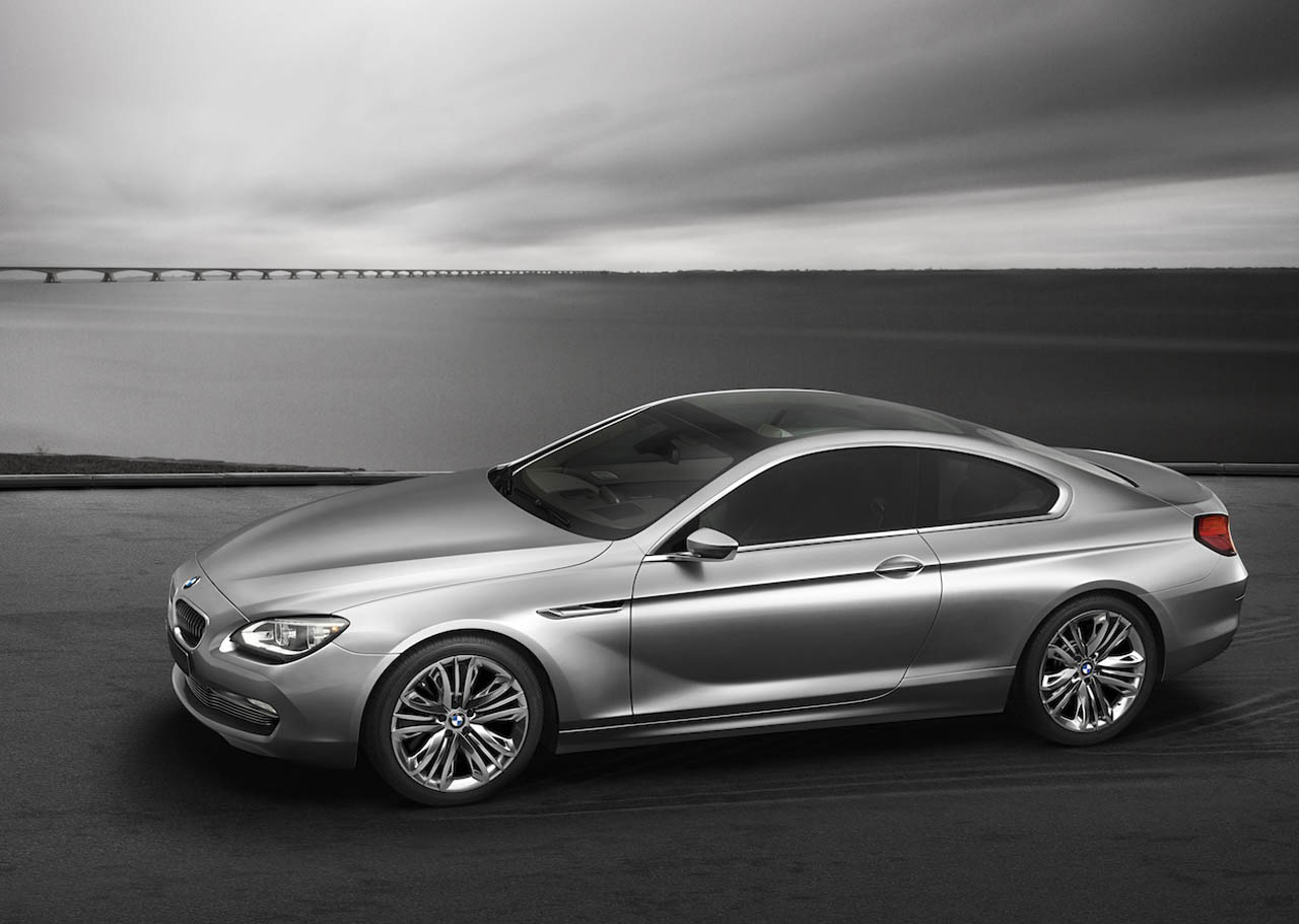 BMW 6 Series Coupe Concept Released