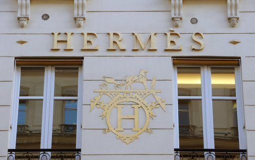 Hermes Paris boutique