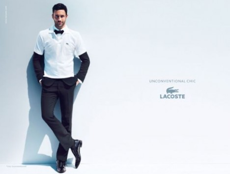 Lacoste ad campaign Spring Summer 2011