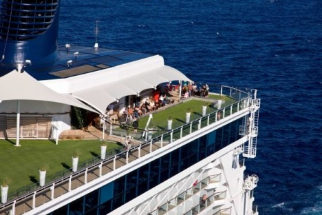 The Lawn Club Celebrity Eclipse