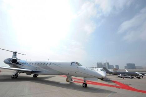 business jet china