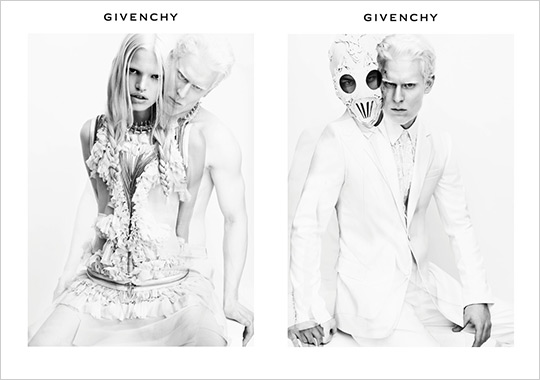 givenchy spring 2011 campaign