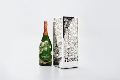 Christofle Vase Bottle
