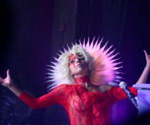 Lady Gaga mugler