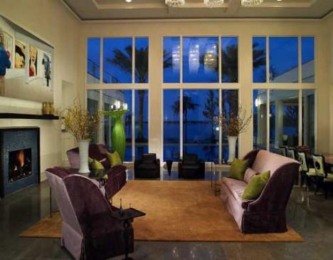 Mansion Windermere living room