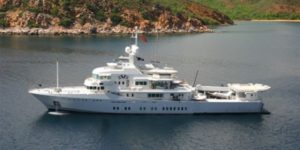 Larry Page Buys $45 Million Luxury Superyacht