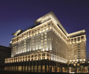 RitzCarlton Dubai International Financial Centre