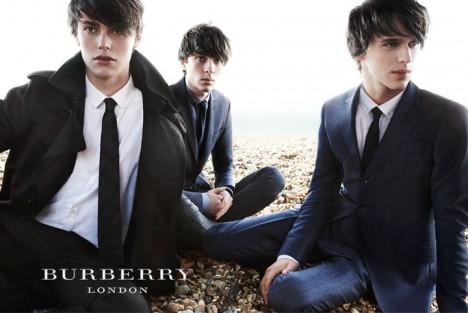 burberry spring summer 2011 menswear