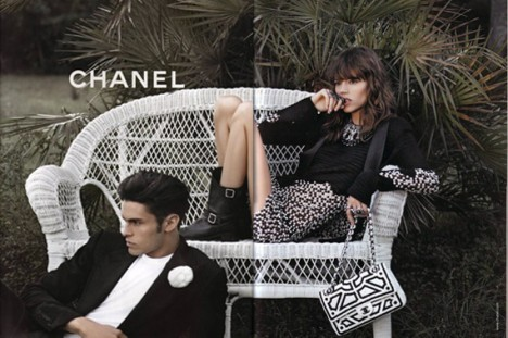 Chanel Spring Summer 2011 Ad Campaign