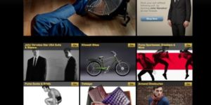 Men's luxury e-commerce site to launch