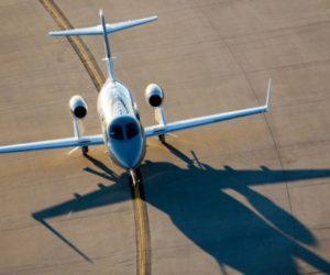 hondajet first flight
