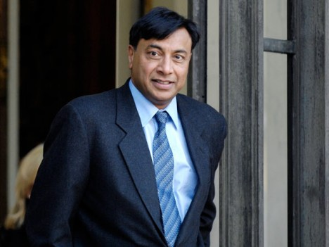 lakshmi mittal photo