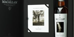 Ltd. Edition 1946 Macallan Albert Watson Edition