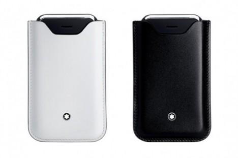 mont blanc meisterstuck iphone case