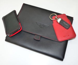 Bentley leather cases