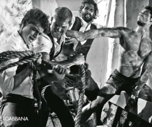 Dolce gabbana Spring Summer 2011 ad Campaign