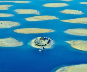 Dubai the world islands