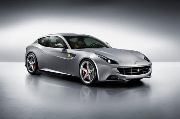 Ferrari FF World Premiere