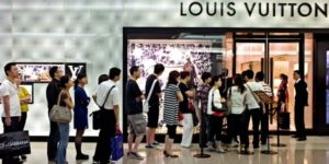 China biggest luxury goods market by 2020