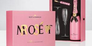 Moët & Chandon – Rosé Impérial Graffiti Gift Set